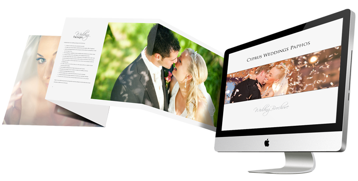 Ask For Our FREE Wedding Brochure
