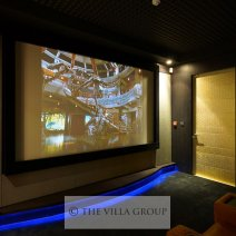 Private cinema - this room is superb!!