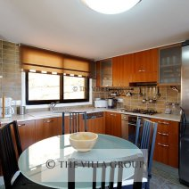 Kitchen in self contained annexe