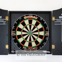Dart board for entertainment