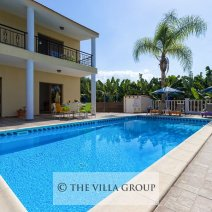Luxury 4 Bedroom Private Holiday Villa in Sea Caves, Paphos, Cyprus