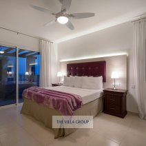 Comfortable and spacious bedrooms