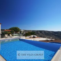 5 bedroom luxury villa to rent in Kathikas, Paphos