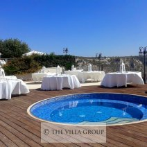 One of the very best villas to host a wedding