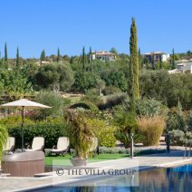 Peaceful luxurious 5 bedroom villa located on Aphrodite Hills